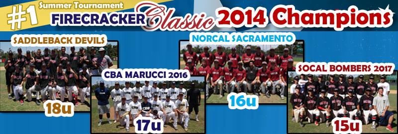 2014 Firecracker Champions