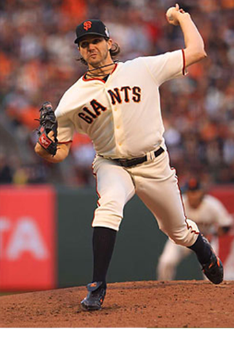 BARRY ZITO<br>USAPB: Southern California Renegades