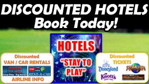 TRAVEL TEAMS - WE'VE GOT YOU COVERED! BOOK YOUR HOTELS TODAY - BEST VALUES GOING FAST.