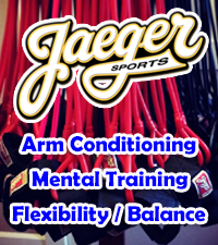 Jaeger Sports - Arm Conditioning/Arm Strength, Mental Training and Flexibility/Balance.