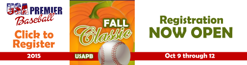 Register Now for the USAPB Fall Classic!
