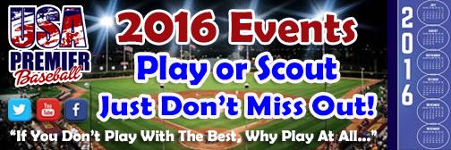 2016 Tournaments & Leagues