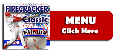 2017 #1Firecracker Classic Menu
