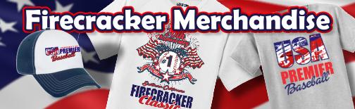 2016 Firecracker Merchandise