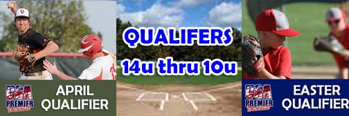 2017 April Qualifiers - Select Division