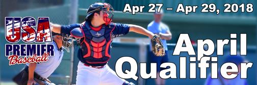 April Qualifier