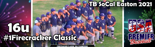 2018 Firecracker Champions-16u-TBSocalEaston